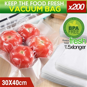 200x Commercial Grade Vacuum Sealer Food