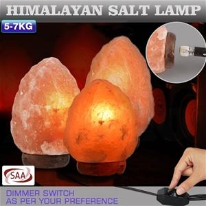 5-7 kg Himalayan Salt Lamp Rock Crystal