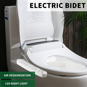 Electric Bidet Toilet Seat Cover Antibac