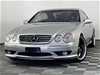 2001 Mercedes Benz CL 55 AMG C215 Automatic Coupe