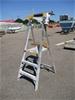 Gorilla Aluminium Platform Ladder