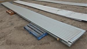 Pack of Corrugated Zincalume Roof Sheeti