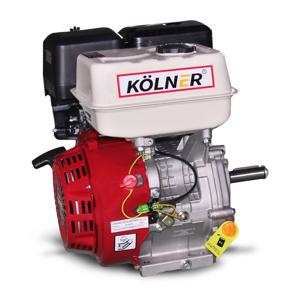 Kolner 13 HP Horizontal Key Shaft (Q Type) ENGINE - ELECTRIC START