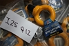 Zenith Eye Lifting Point M16 Grade 80 Working Load Limt 1000Kg