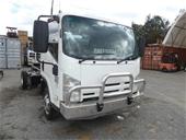 2011 Isuzu NPR 400 Medium Sitec 155 Series II 4x2 Truck