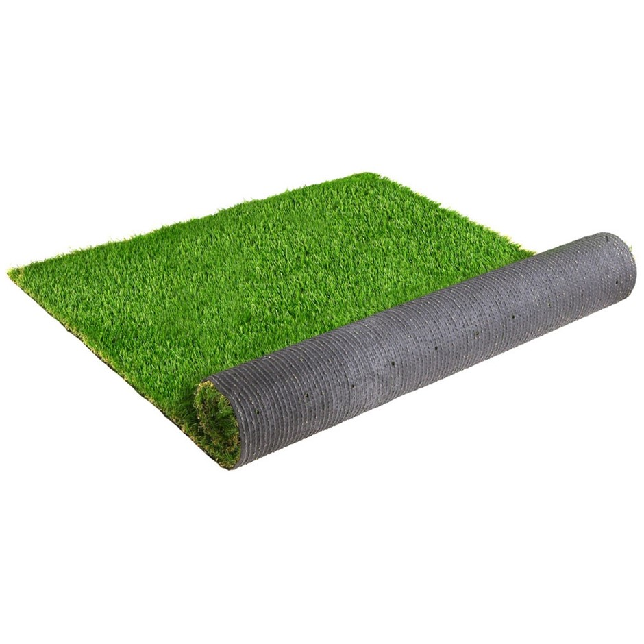 Primeturf Synthetic 40mm 0.95mx5m 4.75sqm Artificial Grass 4-coloured