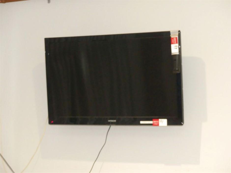 Hitachi Approx 98 cm (39 inch) Flat Screen Television