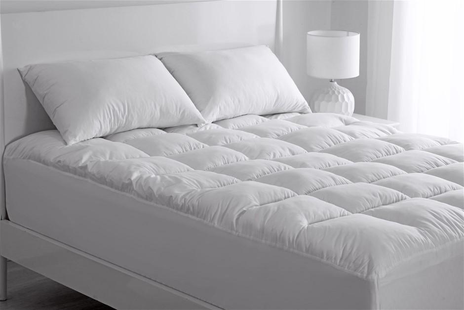 Dreamaker REPREVE 900gsm Mattress Topper King Single Bed