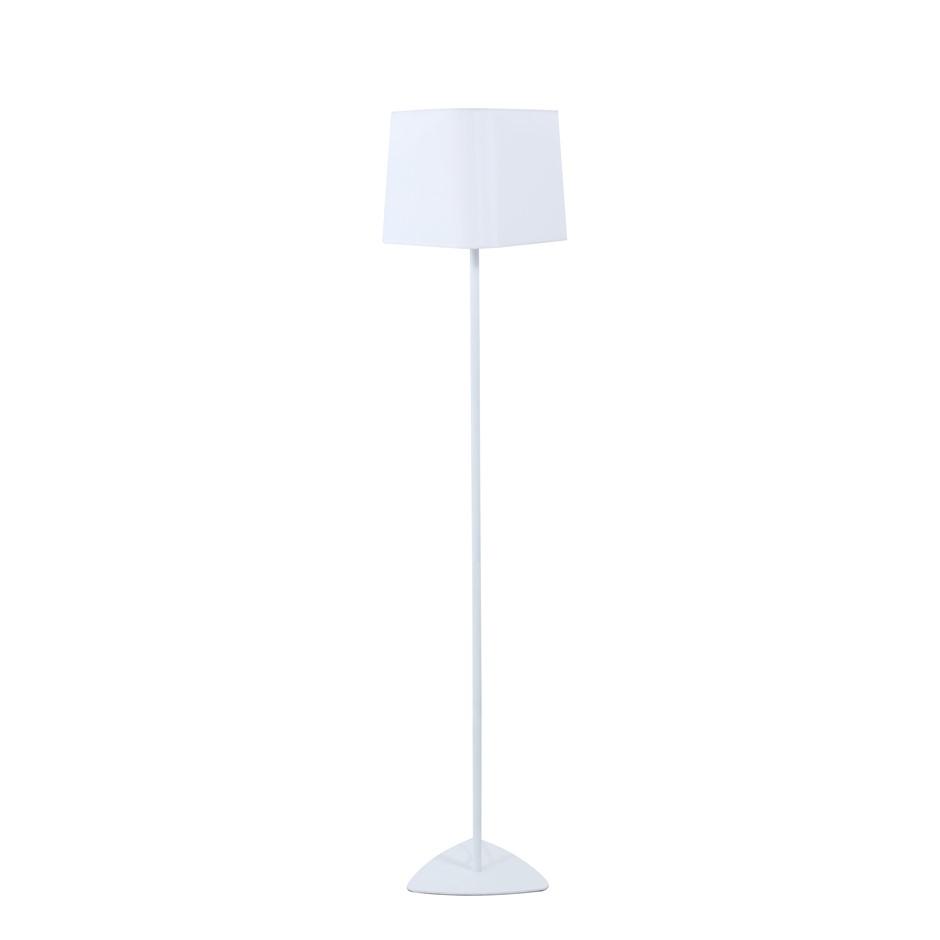 Sherwood Olivia White Floor Lamp