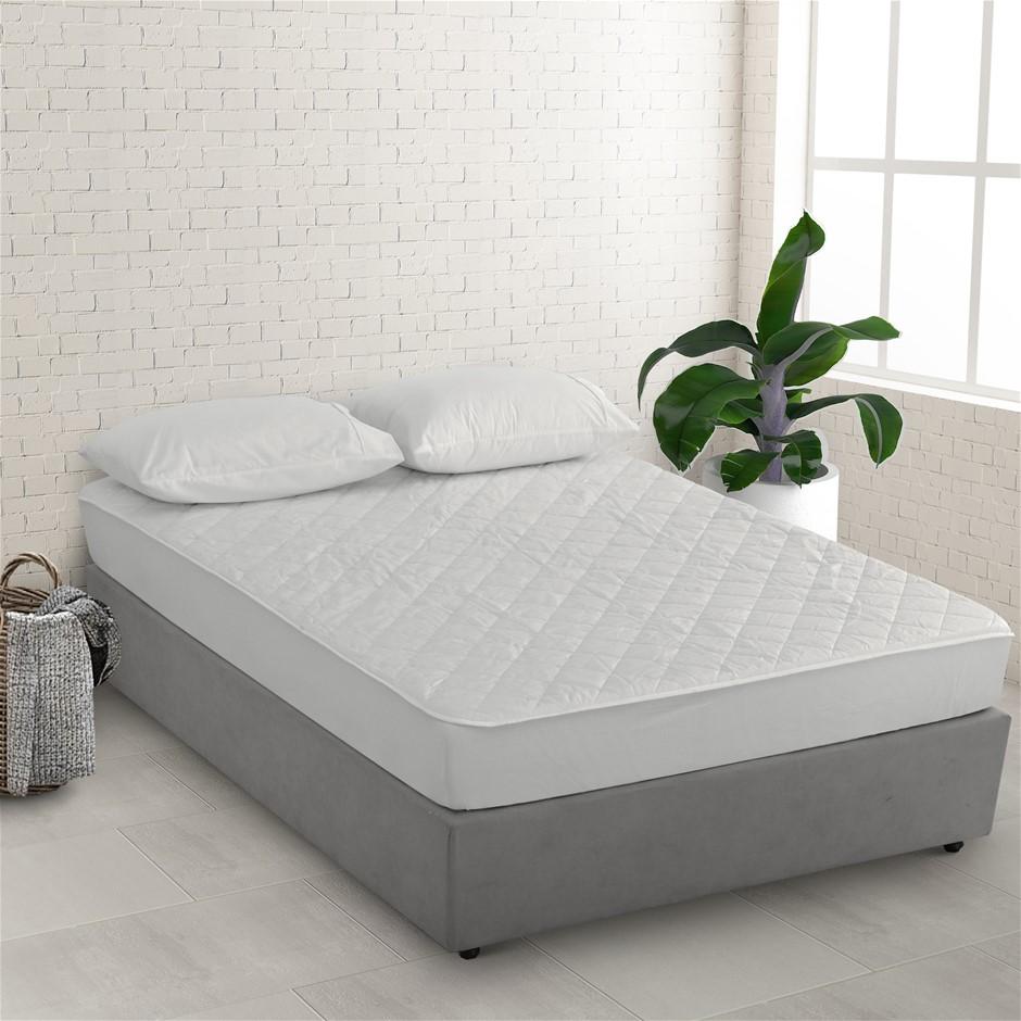 Natural Home Ingeo Mattress Protector King Single Bed