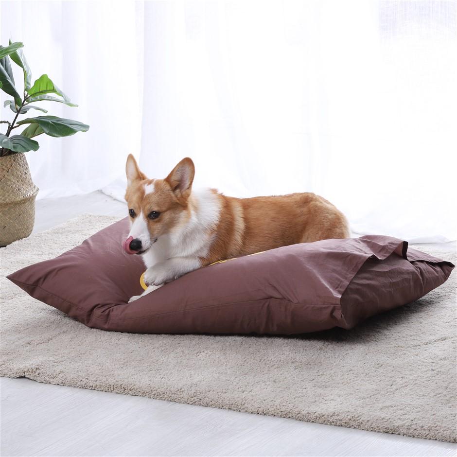 Charlie's Pet Pillowcase Terracotta - Medium (90 x 65 cm)