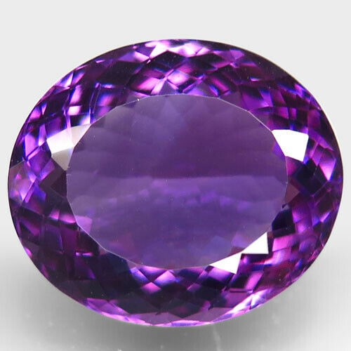 One Loose Amethyst, 24.93ct in Total