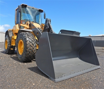 Volvo L70F Articulated Wheeled Loader