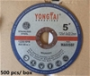 Qty 500 x Yongtai 125mm Cutting Discs (Pooraka, SA)