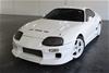 1996 Toyota Supra SZR Series2 6 speed manual