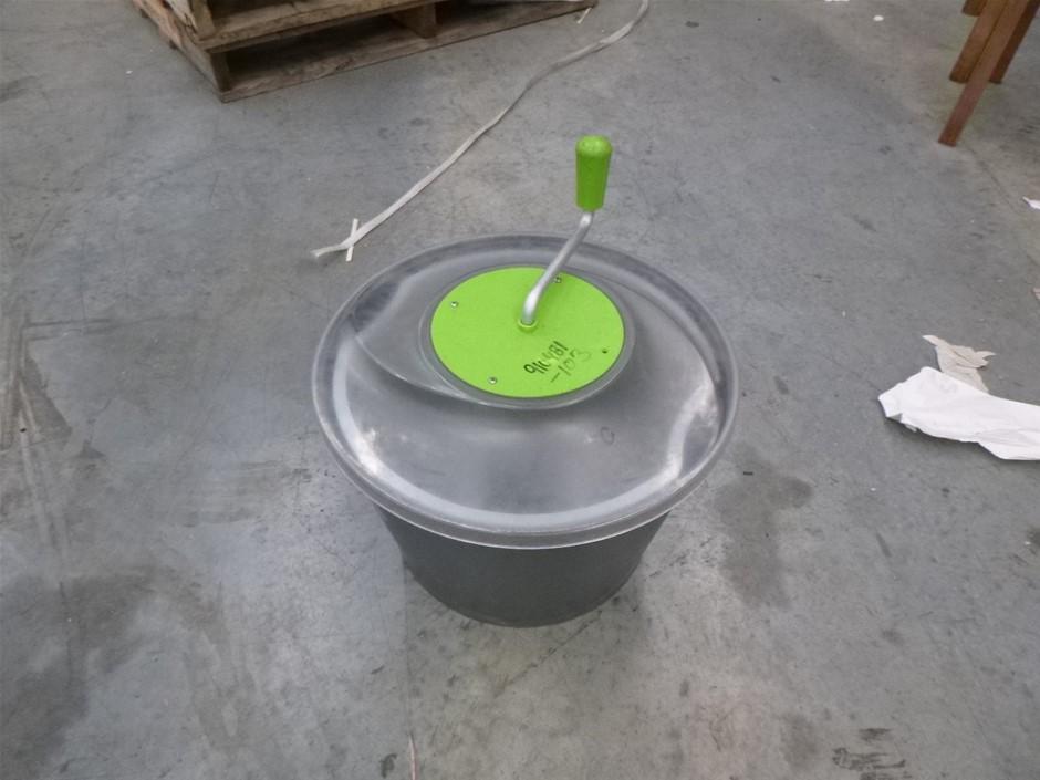 Lettuce Leaf Dryer