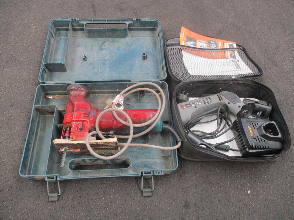 Qty 2 x Hand Held Power Tools