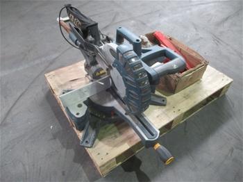 GMC Dropsaw & Hydraulic Jack Adaptor