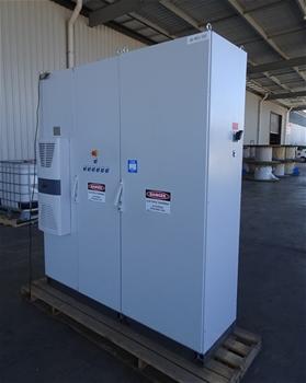 2x Probuilt 1168 Control Cabinet