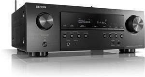 DENON AVR-S750H Receiver, 7.2 Channel, 4