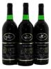 Seppelt Black Label Cabernet Sauvignon 1990 (3x 750mL), SA. Cork
