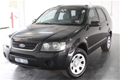 Unreserved 2005 Ford Territory TX (RWD) SX Automatic Wagon