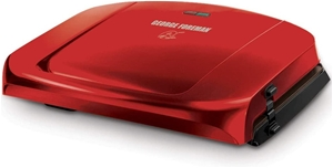 GEORGE FOREMAN Electric Grill, Colour: R