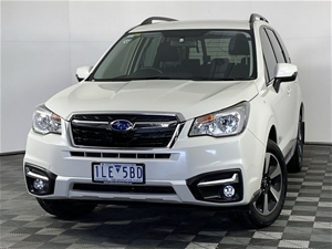 2017 Subaru Forester 2.5i-L S4 CVT Wagon