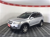 2007 Holden Captiva CX (4x4) CG Automatic 7 Seats Wagon