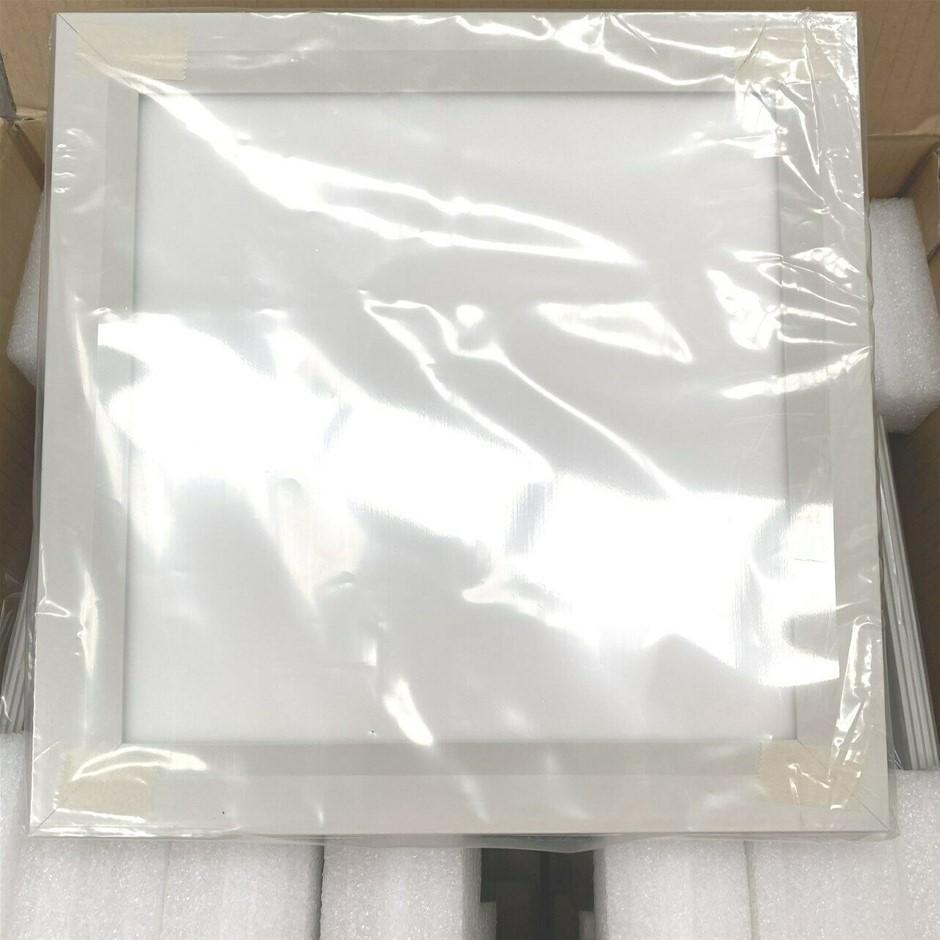 NLight 22W LED Panel Ceiling Light SAA Driver White Trim NLTE2929 4000K