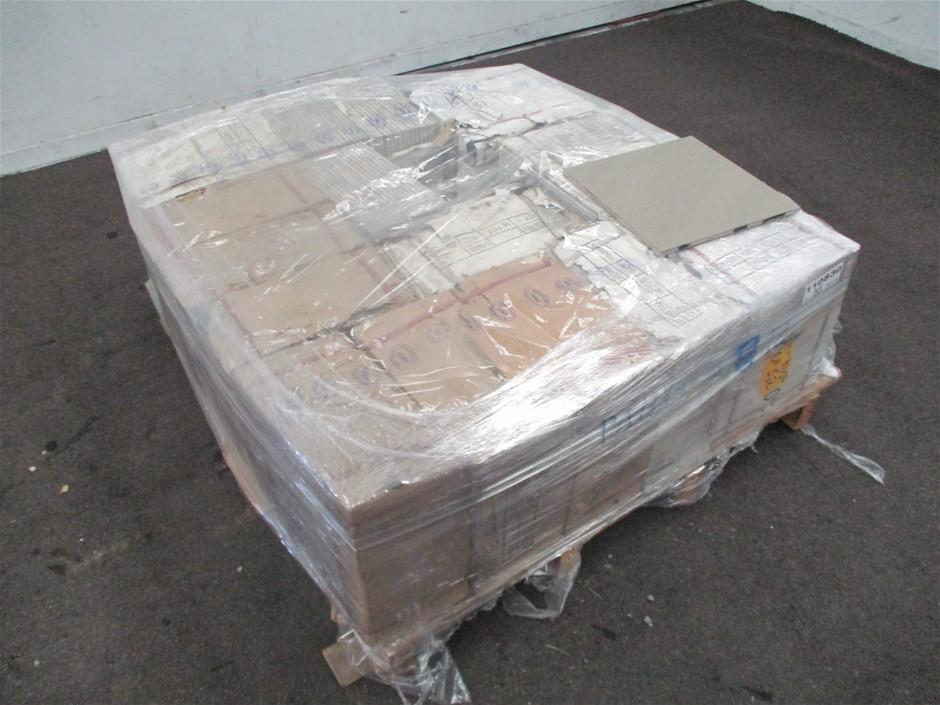 Qty Pallet x Floor Tiles