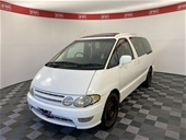 Unreserved 1998 Toyota Estima Automatic Campervan