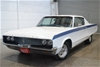 1968 Chrysler Valiant Newport RWD Automatic Sedan