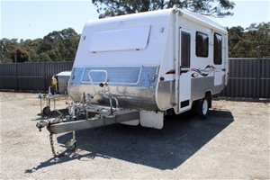 2006 Royal Flair Discovery Off-Road 17ft