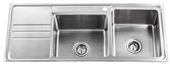 Brand NEW Bronte Double Bowl Kitchen Sinks - NSW Pick up