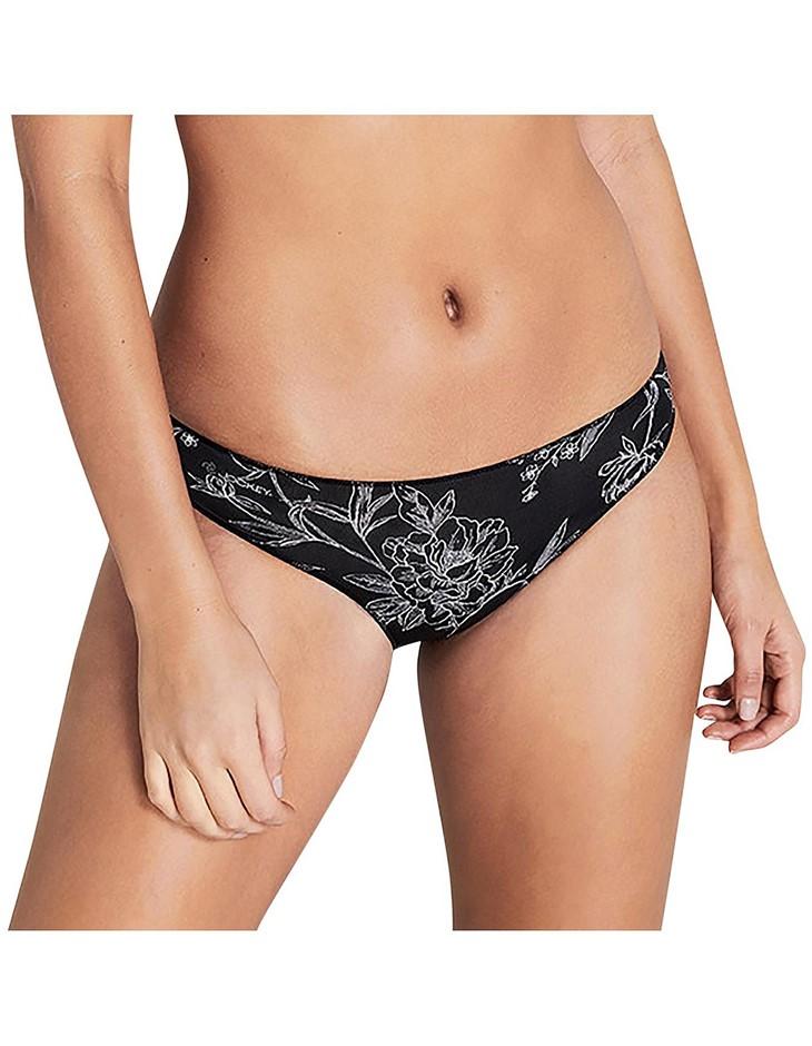 JOCKEY No Pant Line Promise Next Gen Bikini. Size 10, Colour: Etched Botani