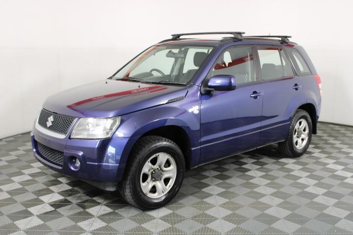 2007 Suzuki Grand Vitara V6 JT Automatic Wagon