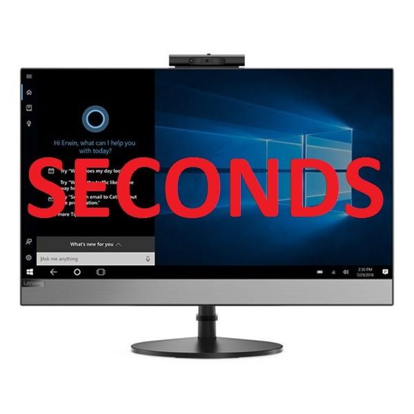 Lenovo V530-24ICB 24-inch All-in-one Desktop, Black