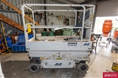 Unreserved Scissor Lift, Power Tools + More