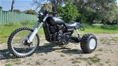 2015 Harley Davidson Dirt Trike & Motorcycle Trailer