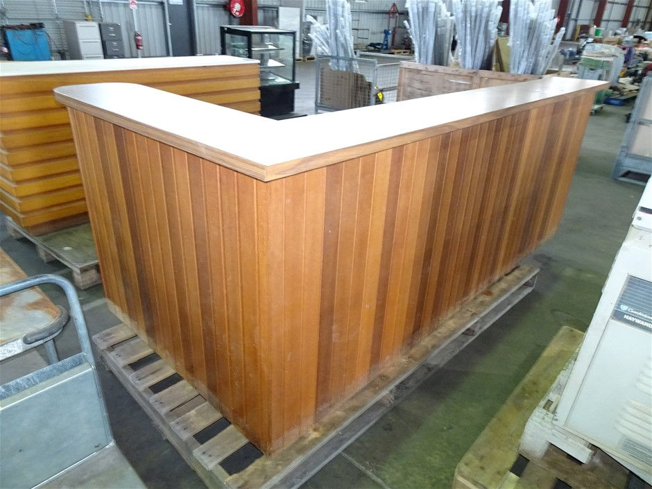 Contents of Reception Furniture (Pooraka, SA)