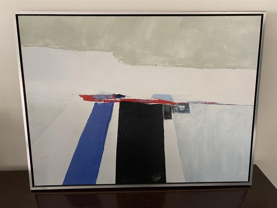 Assorted framed artworks (Pooraka, SA)