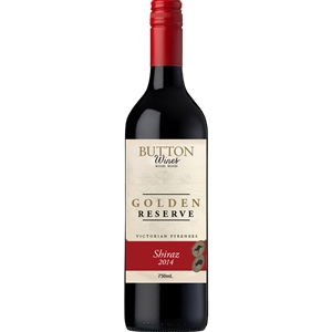 Button Wines Golden Reserve Pyrenees Shi