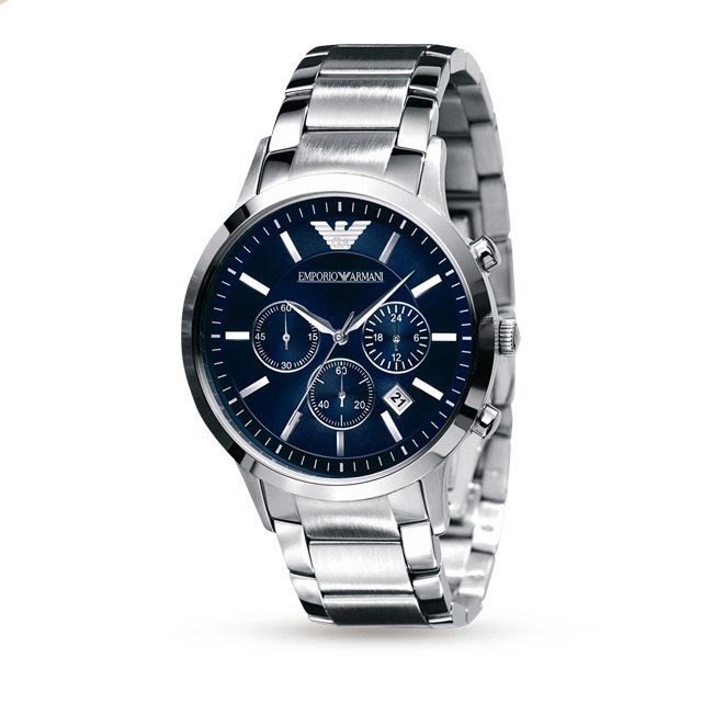 Traditional new Emporio Armani Chronograph Men's Watch