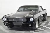 1966 Ford Mustang Fastback - A Code 289ci 4V V8 Manual