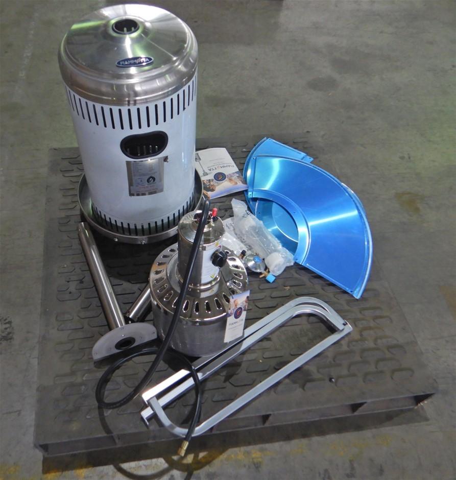 2019 Fiammetta JDS-04SS Outdoor Patio Heater (Pooraka, SA)