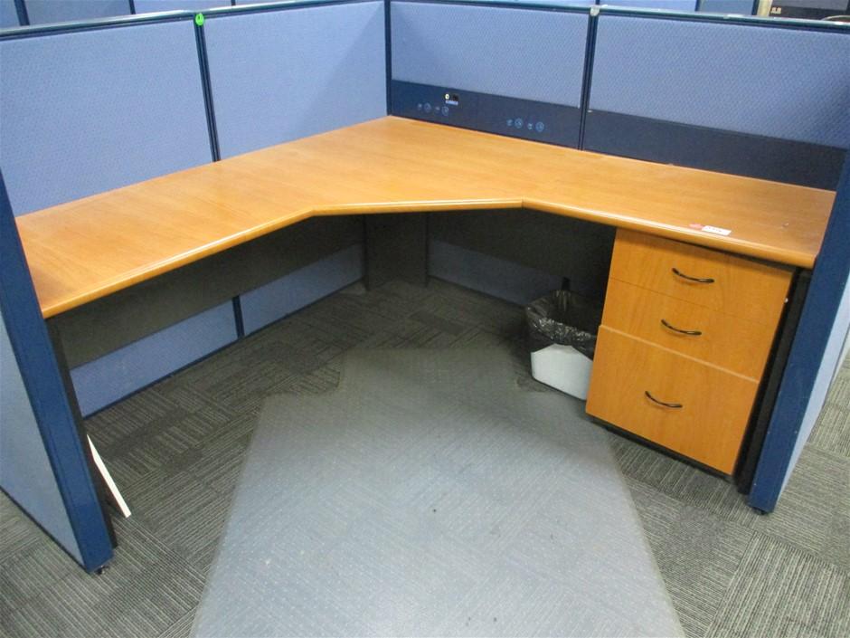 Office Corner Desk