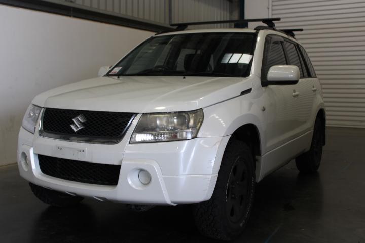 2008 Suzuki Grand Vitara 2.4 JT Automatic Wagon (WOVR)