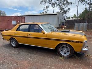 1970 Ford Falcon XY 351 GT Replica Sedan