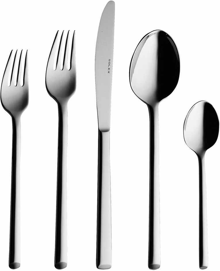 4 x SOLEX Laura Dinnerware Set (SN:B00AK2VD2C-K4) (276050-616)
